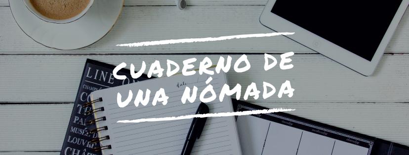 Foto del blog cuaderno de una nomada