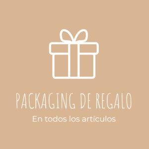 Nómada Artesanía Packaging de Regalo