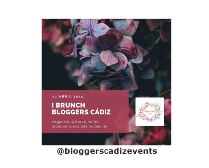 I Brunch de Bloggers en Cádiz