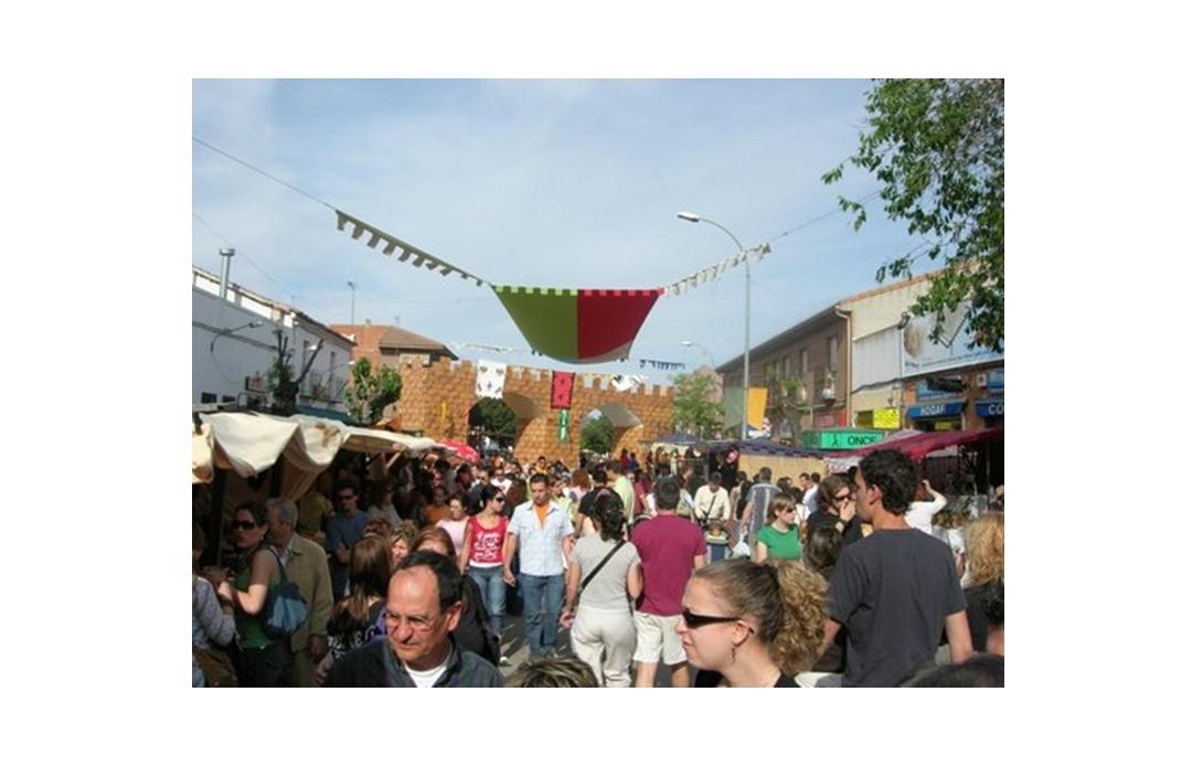 Mercado Medieval de El Álamo 2019