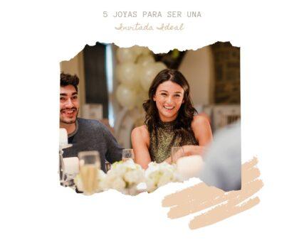 5 Ideas de Joyas para Invitadas de Boda