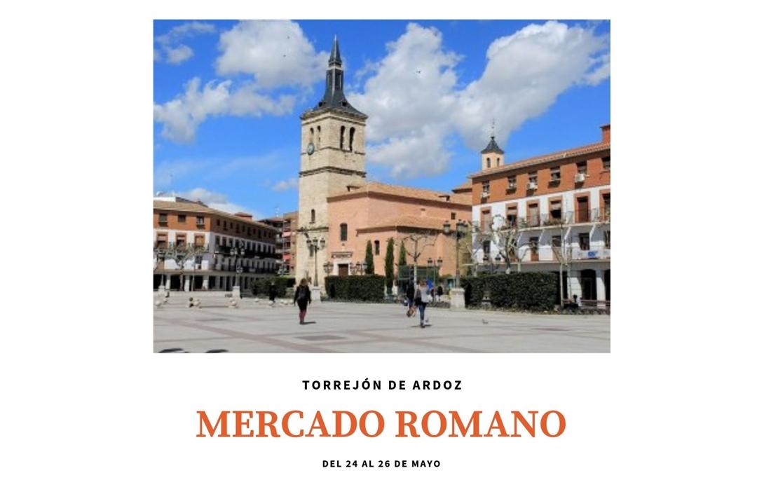 Mercado Romano de Torrejón de Ardoz 2019