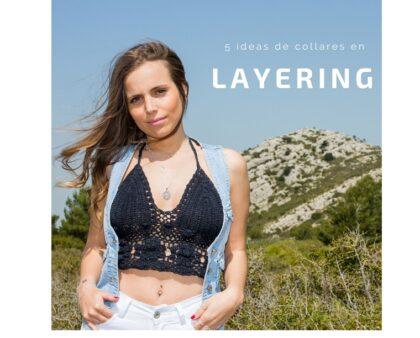 5 Ideas de Collares en Layering