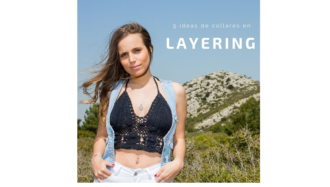 5 Ideas de Collares en Layering