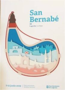 Logroño Fiestas de San Bernabé programa