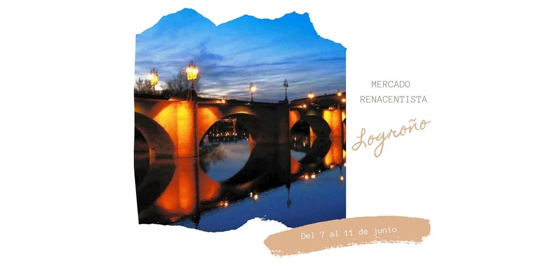 Mercado Renacentista de Logroño 2019
