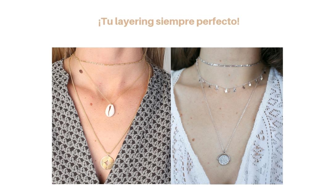 Tu layering siempre perfecto