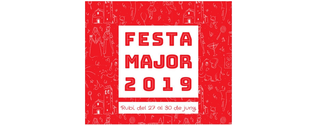 Fiesta Mayor de Rubí 2019