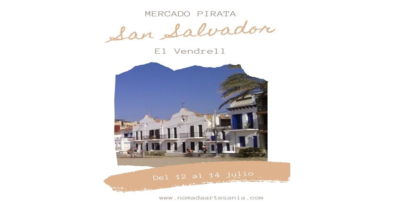 Festa Pirata Botes i Vi de Sant Salvador 2019