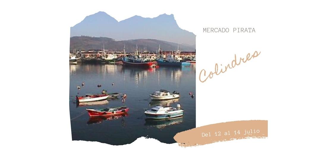 Mercado Pirata de Colindres 2019