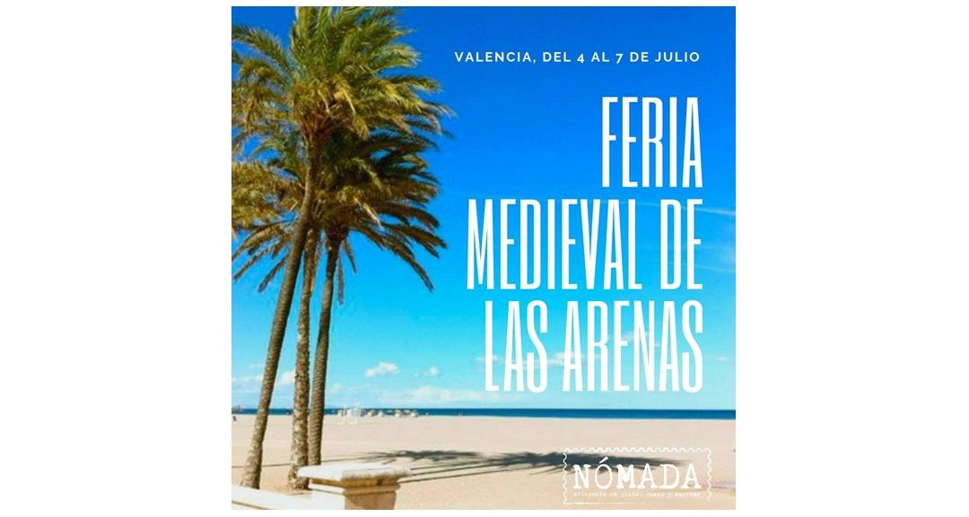 Valencia - Playa de las Arenas 2019