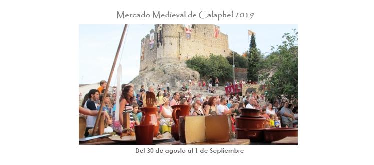 Mercado Medieval de Calafell 2019