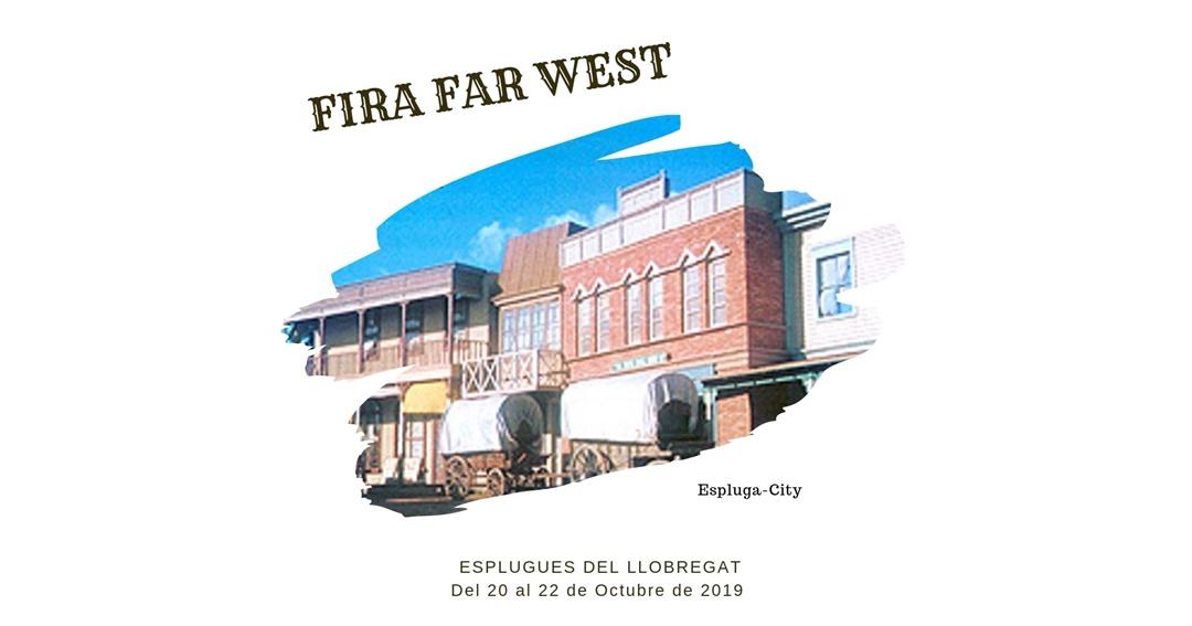 Feria Far West en Esplugues del Llobregat 2019