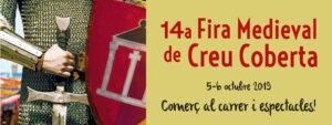 Feria Medieval Creu Coberta programa blog