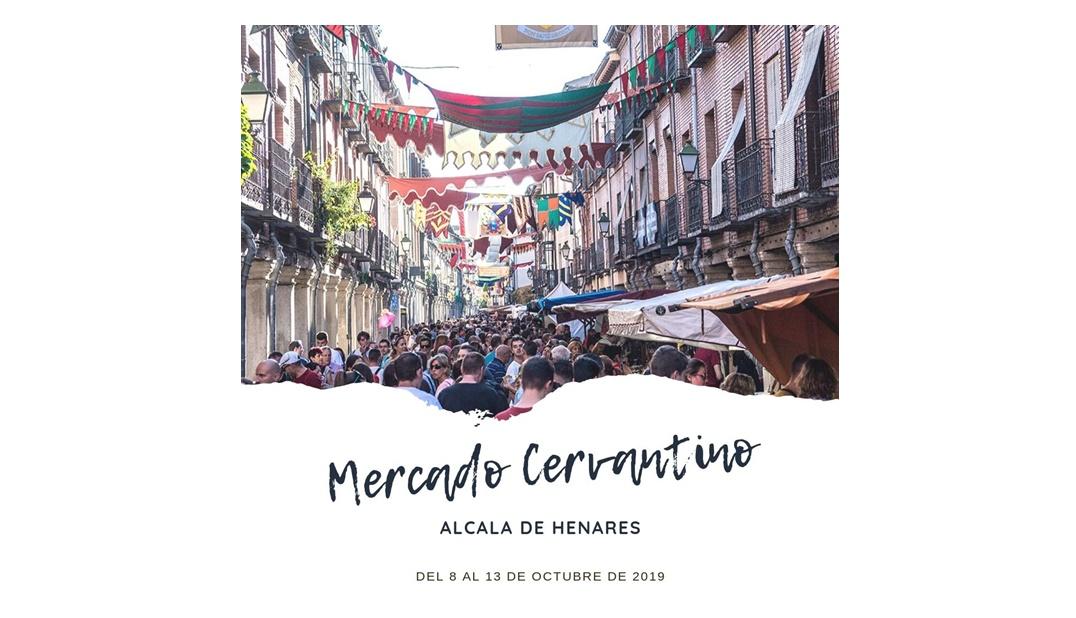 Mercado Cervantino de Alcalá de Henares 2019