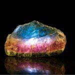 la turmalina cristal