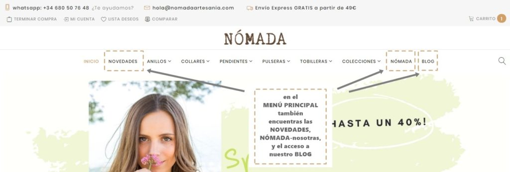 cómo comprar figura 21 novedades nómada blog pestañas