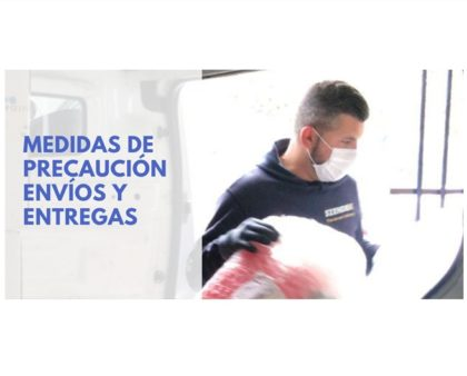 Publicación de Nuestras Medidas Especiales para Envíos y Entregas ante el COVID-19