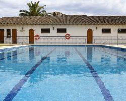 Hotel Antiga - Piscina